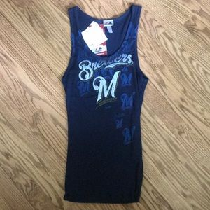 Milwaukee Brewers tank top